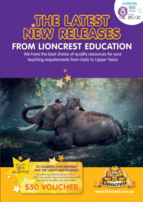 newreleases Lioncrest Education - New releases 2021 from Lioncrest Education