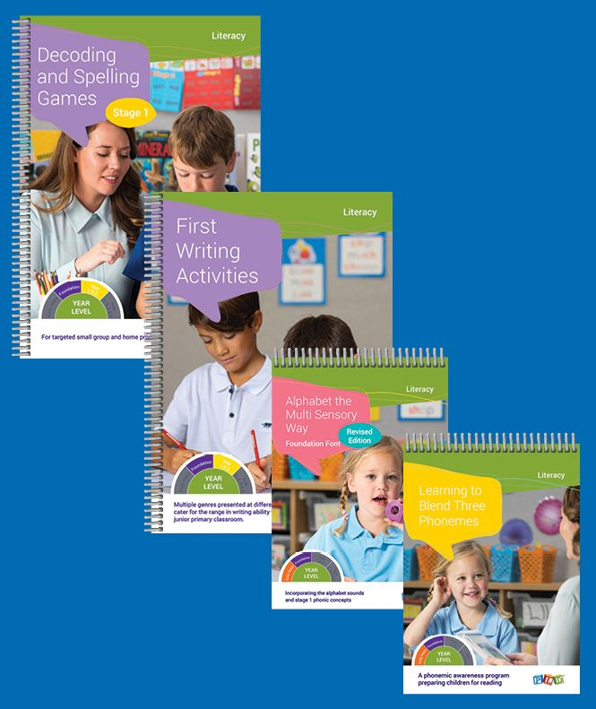 PLD_FoundationPack_contents_665 Lioncrest Education Home Page Product : PLD Starter Packs