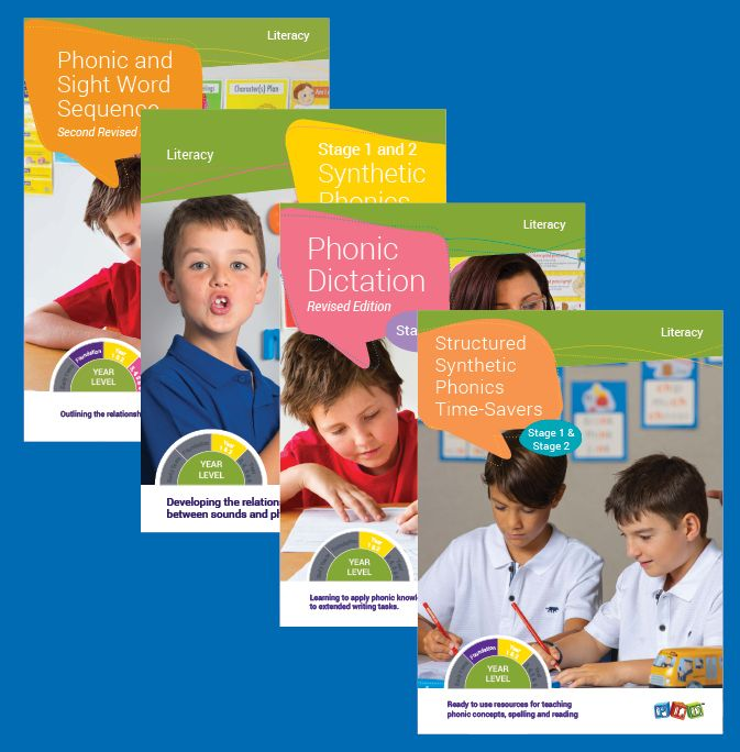 Yr2_2 Lioncrest Education Home Page Product : PLD Starter Packs
