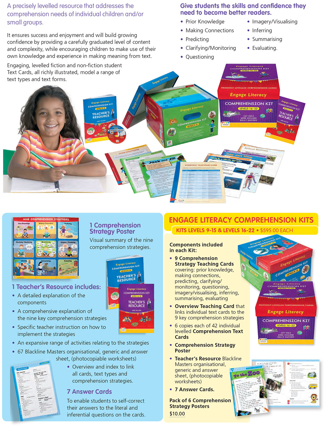 engage comprehension kits 2
