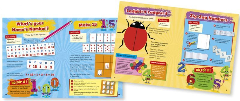 Go for It Maths open booksSMALLER School at Home | Home