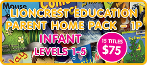 Lioncrest-Parent-Pack-1P School at Home | Home