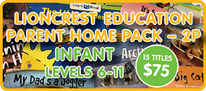 Lioncrest-Parent-Pack-2P School at Home | Home