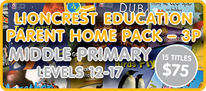 Lioncrest-Parent-Pack-3P School at Home | Home