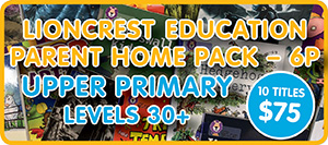 Lioncrest-Parent-Pack-6P School at Home | Home
