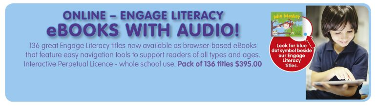 Engage_Online_772_2018 Engage Online eBooks  |  Literacy Resources for Primary and Secondary Education | Lioncrest Education