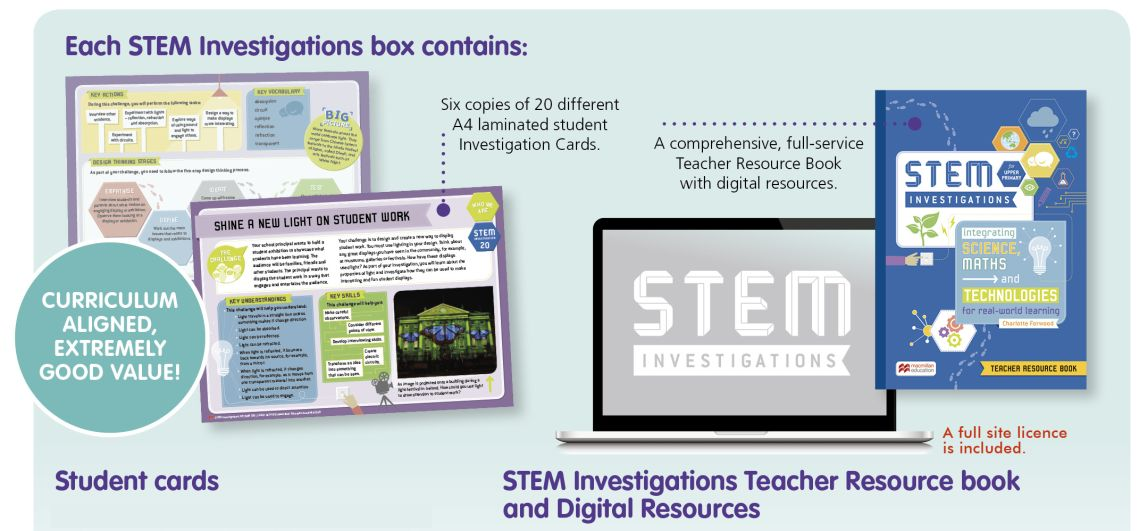 STEMInvestigations_p187 STEM Investigations  |  STEM Science