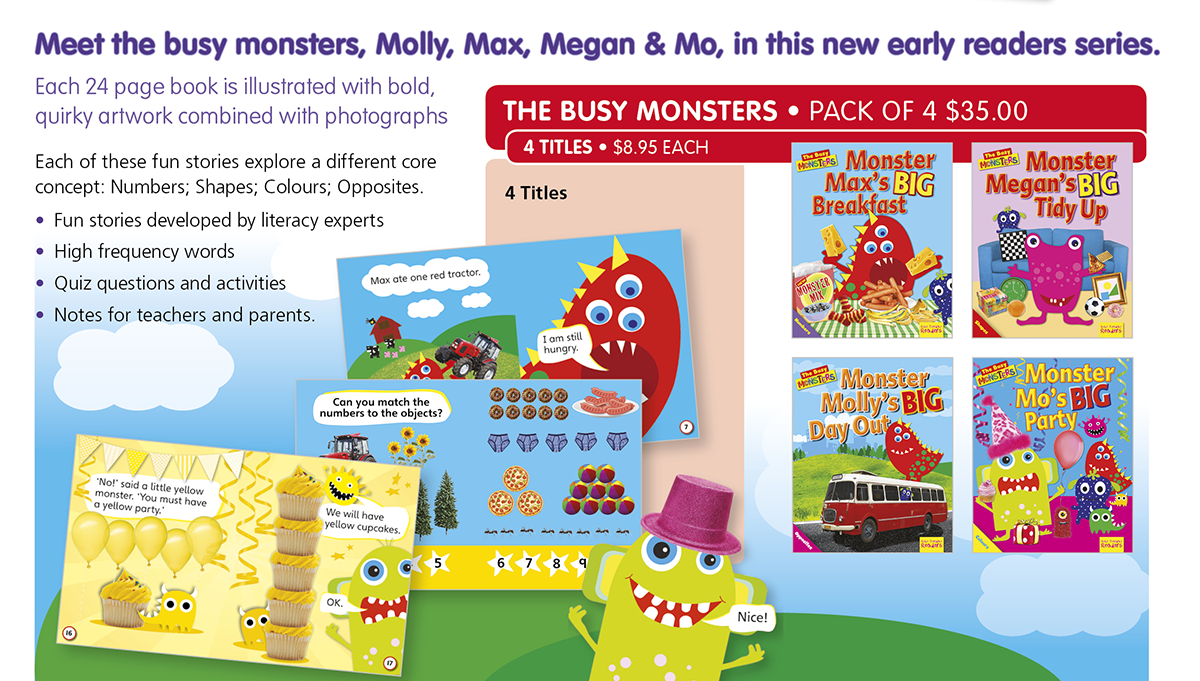 busy monster 1