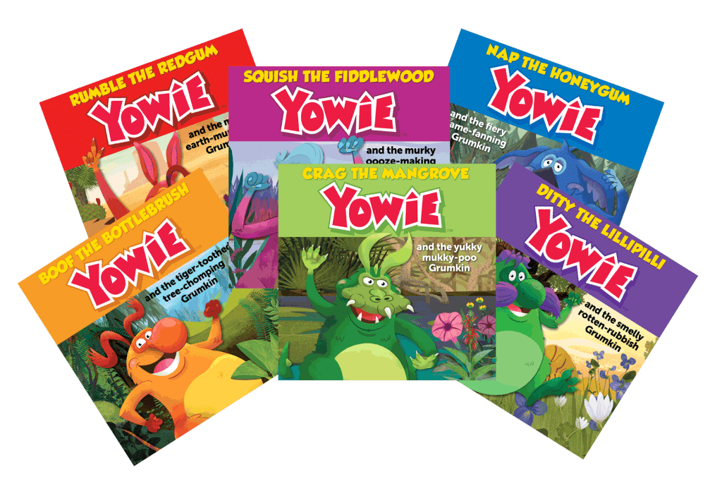 Yowie Website Buy Now BOOKS FANNED 2 1024x699