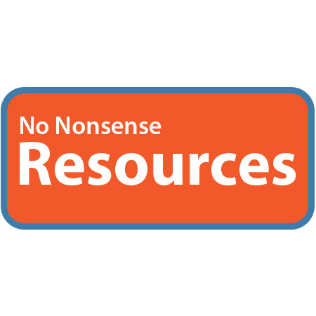 No-Nonsense-Resources-Logo STEM, Phonics & Comprehension Materials Range | Lioncrest Education