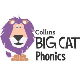 logo-big-cat-phonics STEM, Phonics & Comprehension Materials Range | Lioncrest Education