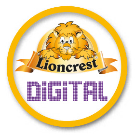 logo-lioncrest-digital2 STEM, Phonics & Comprehension Materials Range | Lioncrest Education