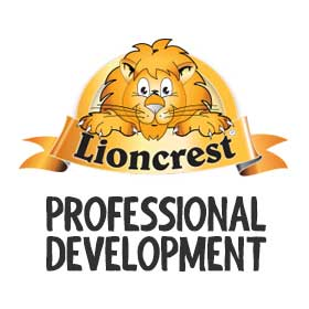 logo-lioncrest-professional-development STEM, Phonics & Comprehension Materials Range | Lioncrest Education