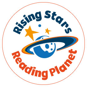 logo-rising-stars-reading-planet4 STEM, Phonics & Comprehension Materials Range | Lioncrest Education