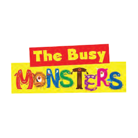 the_busy_monsters STEM, Phonics & Comprehension Materials Range | Lioncrest Education