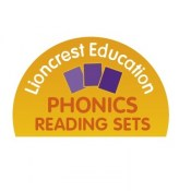 Lioncrest Education Phonics Reading Sets6